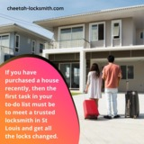 Cheetah Locksmith Services