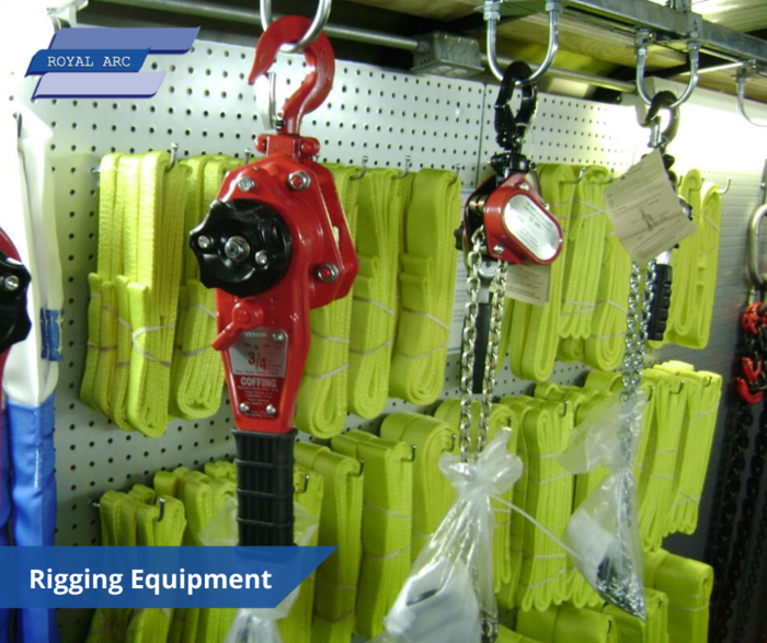 Rigging Equipment Products of Royal Arc 23851 Vreeland Road - Photo 4 of 4