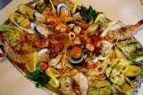 Linguine Pescatora ROMEO CUCINA 28241 CROWN VALLEY PARKWAY, SUITE H