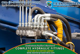 Hydraulic Fittings for Automatic Machinery manufacturers suppliers exporters distributors dealers from India punjab ludhiana +91-9815011313, 9779109906 http://www.tsenterprisesindia.com
