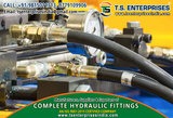 Hydraulic Fittings for CNC Machines manufacturers suppliers exporters distributors dealers from India punjab ludhiana +91-9815011313, 9779109906 http://www.tsenterprisesindia.com