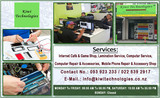 New Album of Computer Repair Service in Papatoetoe| Kiwi Technologies