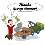 Scrap Master Cash for Junk Car