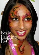 Profile Photos of Face & Body Painting by Cat