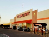 The Home Depot just a few paces to the east of Anderson Orthdontics