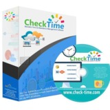 Check TIme biometric attendance management software