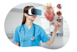 What is K-Lab VR for medical students? Kompanions 1003 A, Park Centra, Sector-30