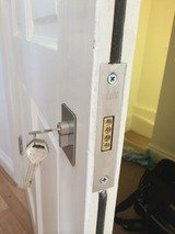 5lever lock upgrade