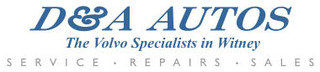 D & A Autos - The VOLVO Specialist in Witney