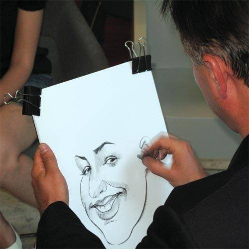Profile Photos of Ivo the Caricaturist 37 St.Paul's Rd - Photo 18 of 18