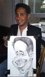 Profile Photos of Ivo the Caricaturist