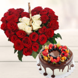 Flowers delivery in Bhopal | Cake delivery in Bhopal at Floret Aroma