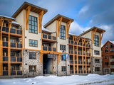 White Spruce Lodge in Spring Creek, Canmore