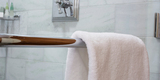 We can help you choose the best-quality hardware for your bathroom.