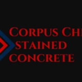 Corpus Christi Stained Concrete