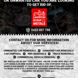 Scrap Car Removal | LAVERTON SCRAP METALS