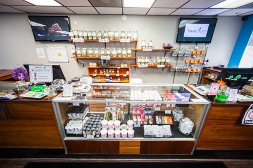 New Album of Green Tree Medicinals Boulder | Medical and Recreational Dispensary 5565 Arapahoe Avenue - Photo 3 of 5