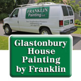 Glastonbury House Painting by Franklin