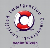 Vadim Rivkin Certified Immigration Consultant, North York