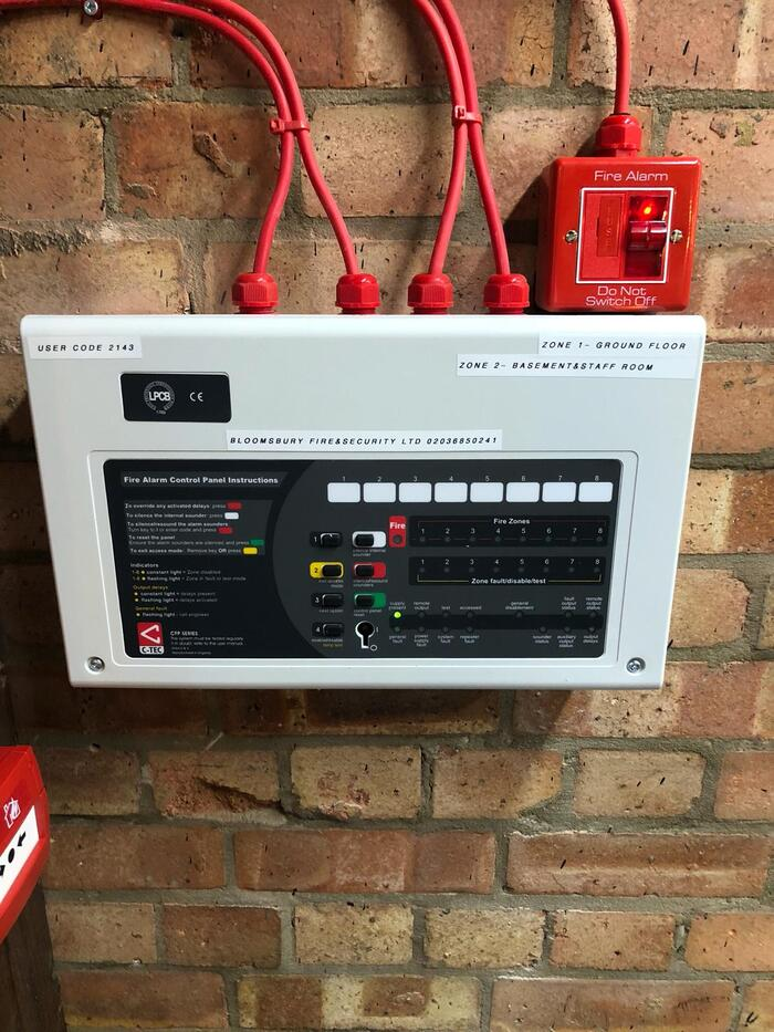 Profile Photos of Bloomsbury Fire & Security Ltd 19 Barter Street - Photo 2 of 9