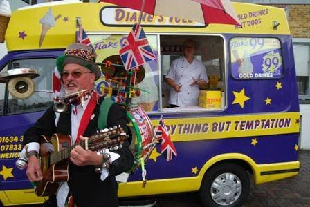 Profile Photos of Markes Ice Cream Van hire Rainham - Photo 9 of 49