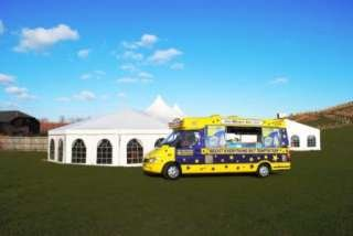 Markes Ice Cream Van hire
