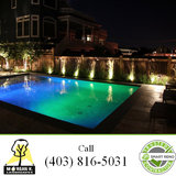 Landscape Lighting Designer Calgary AB