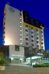 Exterior of Hotel Continental Tirgu-Mures