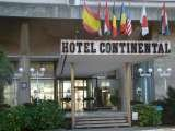 Exterior of Hotel Continental Drobeta Turnu-Severin