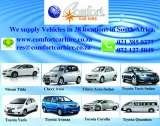 Comfort Car Hire 2 Concorde Crescent, Airport City