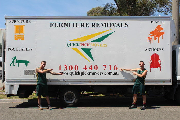 Contact Us Today Profile Photos of Quick Pick Movers 2/9 Viewtech Place - Photo 1 of 3