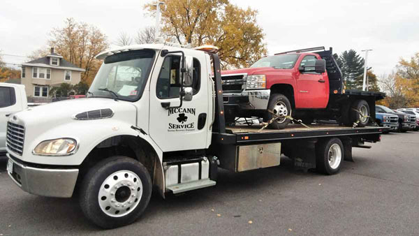 Profile Photos of McCann Service Towing and Transport 245 Blackstrap Rd - Photo 1 of 5