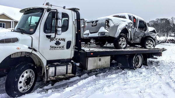 Profile Photos of McCann Service Towing and Transport 245 Blackstrap Rd - Photo 5 of 5