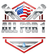 All for 1 Plumbing Inc. 6891 Berry Ave