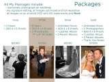 Pricelists of Robert London Photography