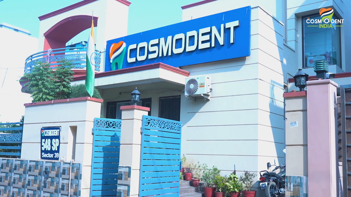 Cosmodent India New Album of COSMODENT INDIA 548-sp, Sector 39 near Medanta hospital - Photo 1 of 2