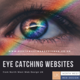 Eye-catching web design North West Web Design UK Barlows Buildings