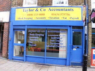 Taylor & Co Accountants (London) Limited