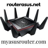 setup the username and the password using router.asus.com, Norfolk