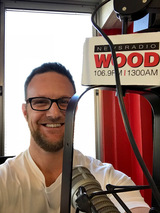 Kevin Yoder featured on WOOD Newsradio Yoder Real Estate 6255 28th St SE