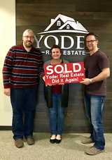 Satisfied Yoder Real Estate Customers with Kevin Yoder Yoder Real Estate 6255 28th St SE