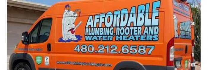 New Album of Affordable Plumbing, Rooter and Water Heaters 7652 E Greenway Rd #102 - Photo 1 of 1
