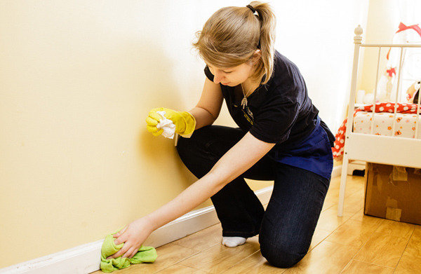 Spring/Deep Cleaning Service Pro Cleaning Services of Pro Cleaning London - End of Tenancy Cleaning Services 34 Lombard Avenue - Photo 3 of 6