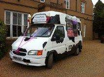 Maisie Moos Ice Cream Van Hire