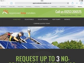 Approved Solar Installers