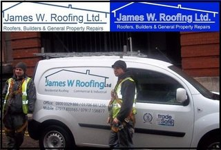 Flat Roofs Manchester | James W Roofing Ltd