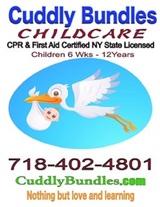 Cuddly Bundles Childcare 137 East 150th street
