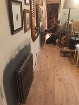 New Radiators to go with the new boiler, Practical Plumbing Solutions - Gas engineer in and around Brighton, Brighton