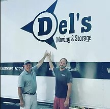 New Album of Del's Moving and Storage Downers Grove 4431 Arbor Cir - Photo 3 of 5