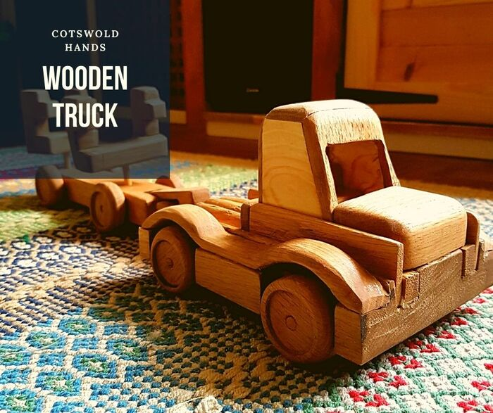 Wooden toys<br /> Wooden baby toys New Album of Cotswold Hands - Woodwork, Carpentry & Recycled Art Craft 127 Farmers Close - Photo 3 of 6